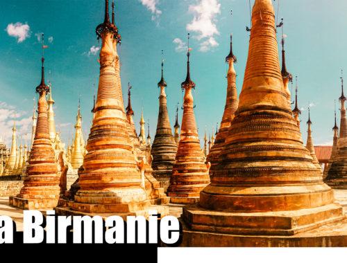 Trésors de Birmanie